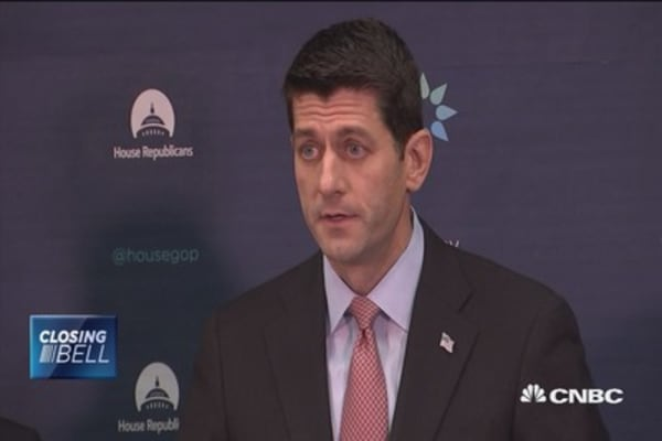 Paul Ryan on refugees: Better to be safe than sorry