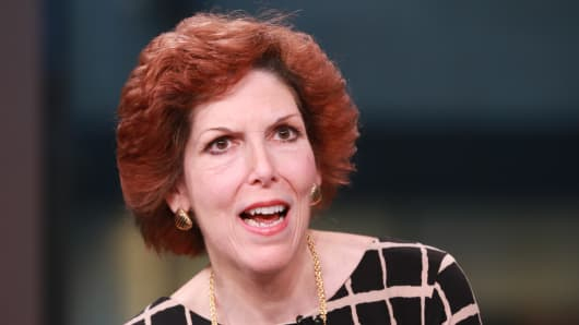 Loretta Mester, president of the Cleveland Federal Reserve.