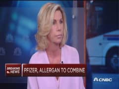 Pfizer to buy Allergan for $363 per share