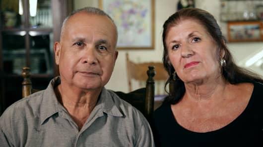 Richard and Sue Ramirez.