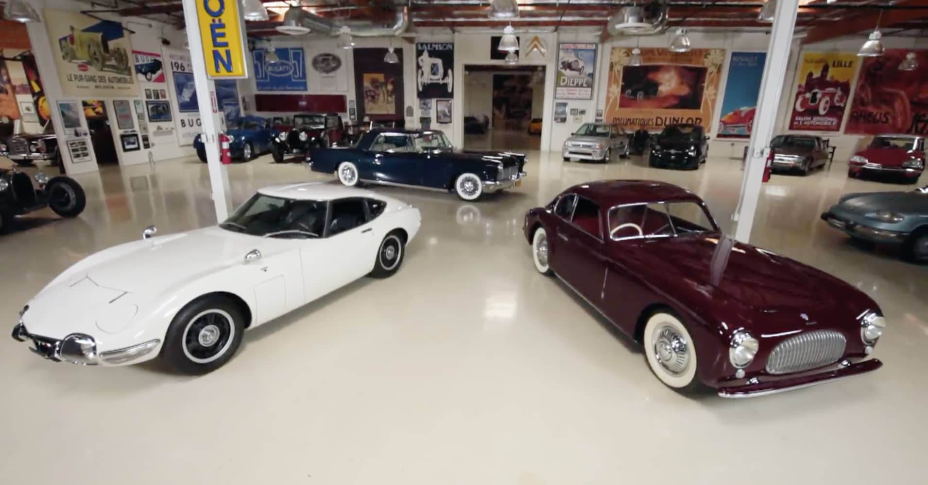 Jay Leno's Garage: Which of these cars is the best investment?