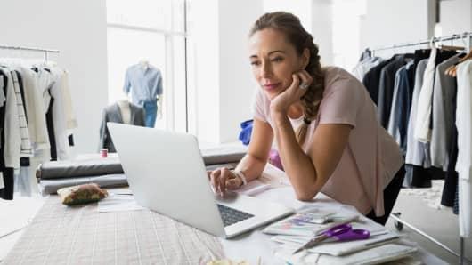 Fashion designer small business