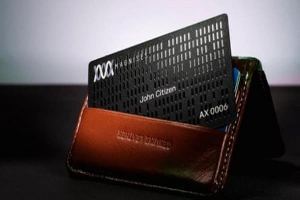 An invite-only black card for millennials