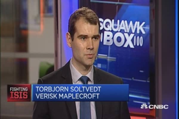 Still lack feasible coalition against IS: Analyst