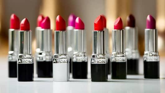 Avon cosmetics lipstick