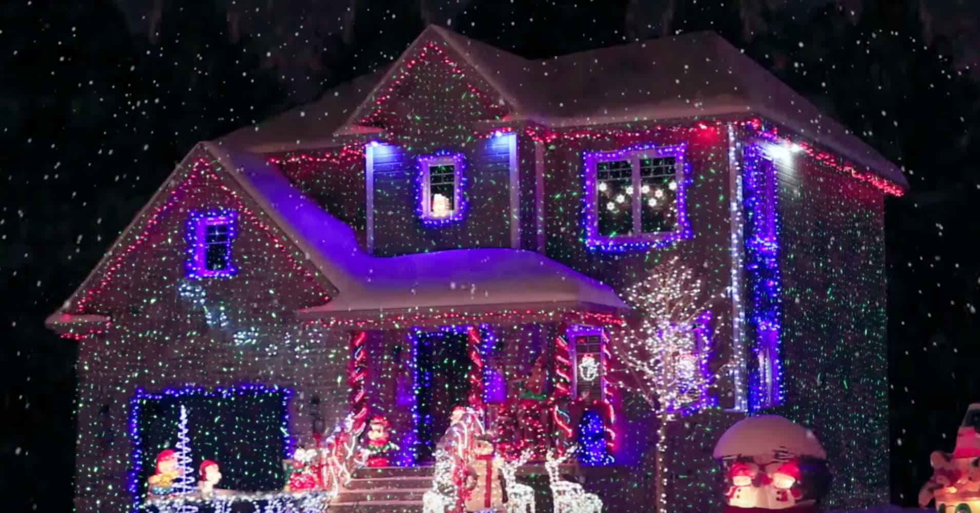 Outside Led Christmas Lights