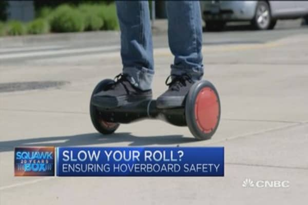 Hoverboard 101: What you need to know