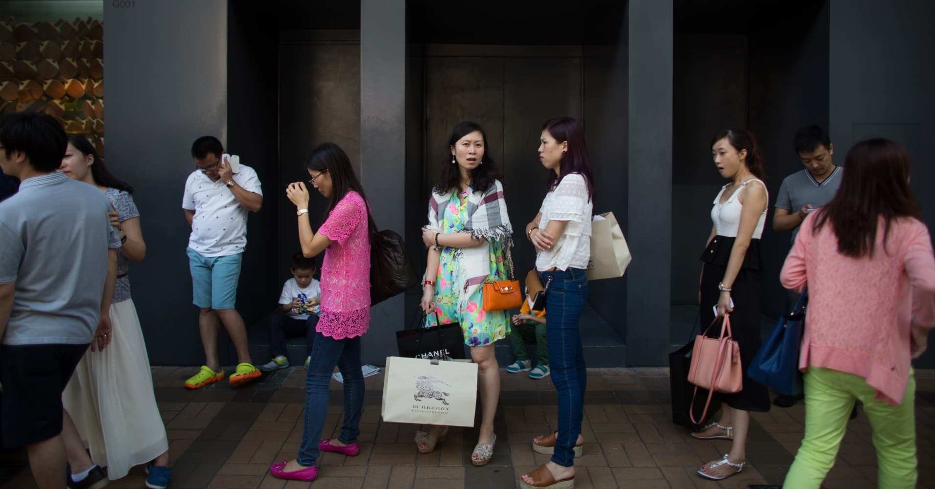 Hermes first quarter revenue boosted by China sales