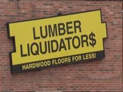 Lumber Liquidators shares jump as critic backs off