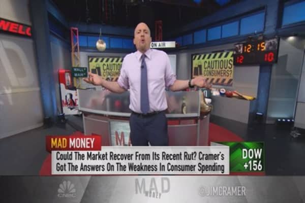 Cramer: Most astonishing fact about low oil prices