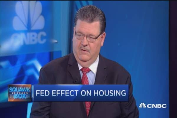 How Fed hike could impact housing: Pro