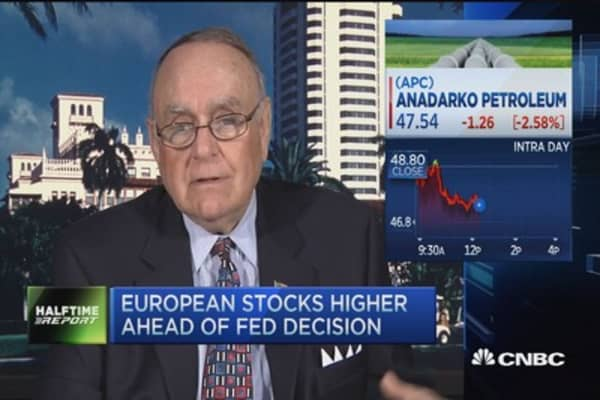 Cooperman: Setting up for turn in price of oil