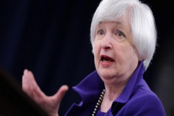 Yellen: A modest increase is now appropriate