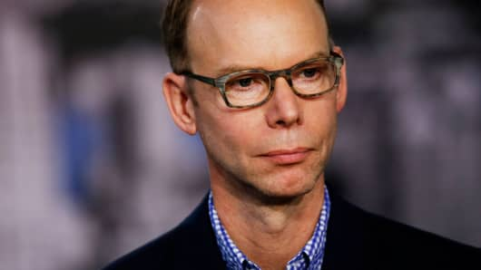 Steve Ells of Chipotle Mexican Grill