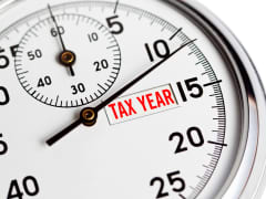 end of year tax countdown