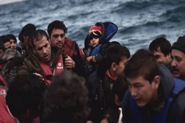 1M migrants entered  Europe in 2015: UN