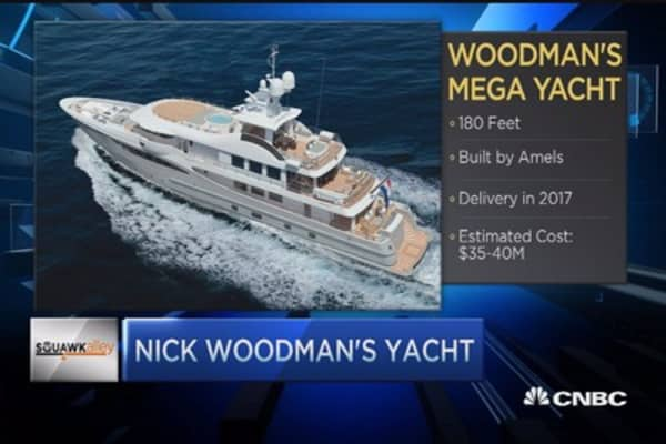 GoPro CEO buys 180-foot yacht