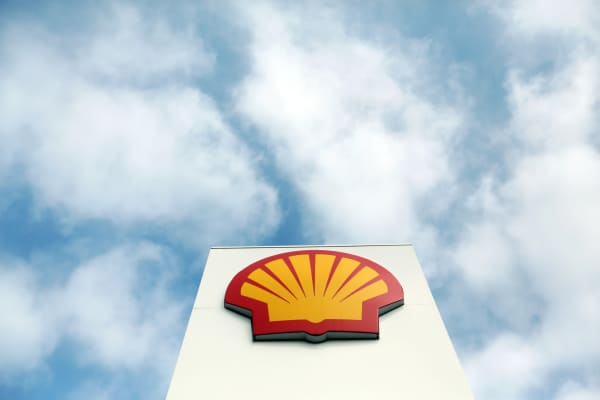 The Royal Dutch Shell logo