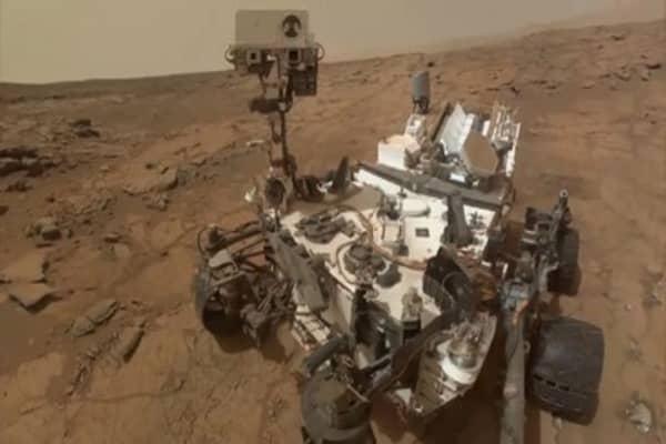 NASA calls off mission to Mars