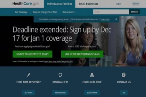 Young sign ups double with Obamacare