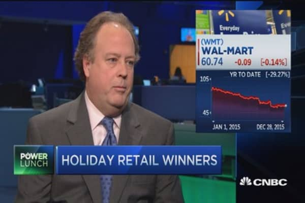 The holiday retail battle: Who won?