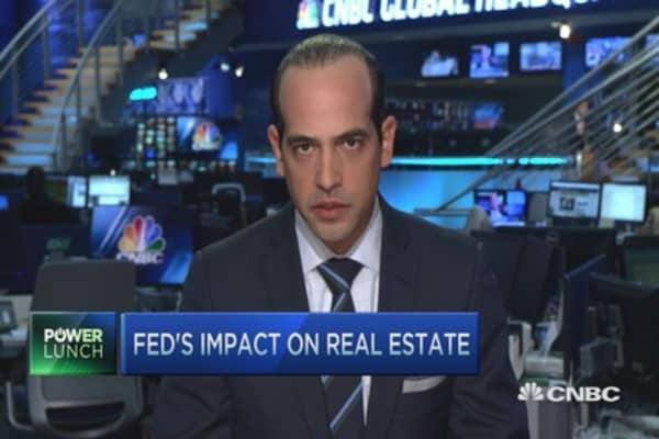 The Fed's impact on commercial real estate