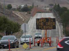 gas leak california