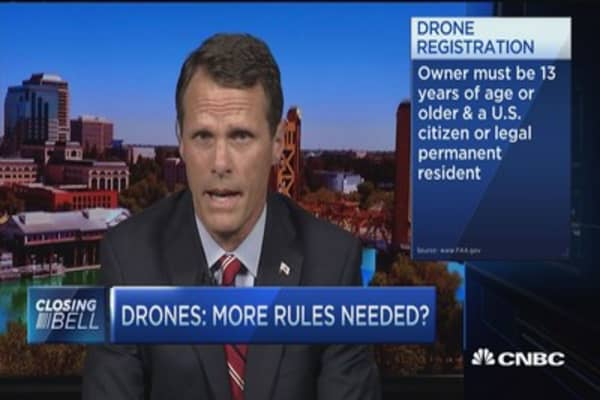 Senate Gaines: Drone regulations not strict enough