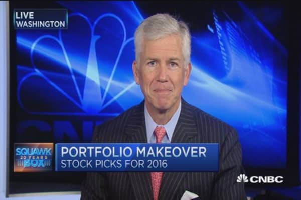 Top stock picks for 2016: Pro