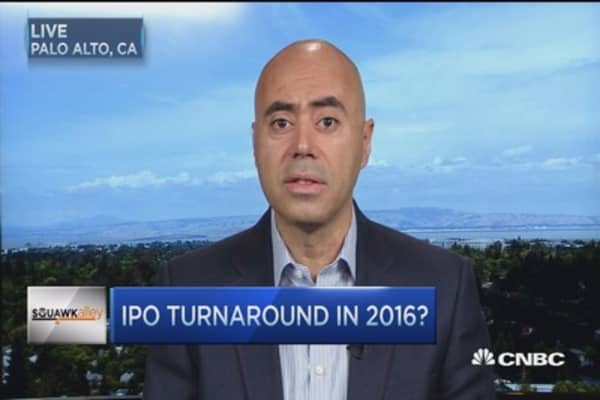 VC's 2016 outlook