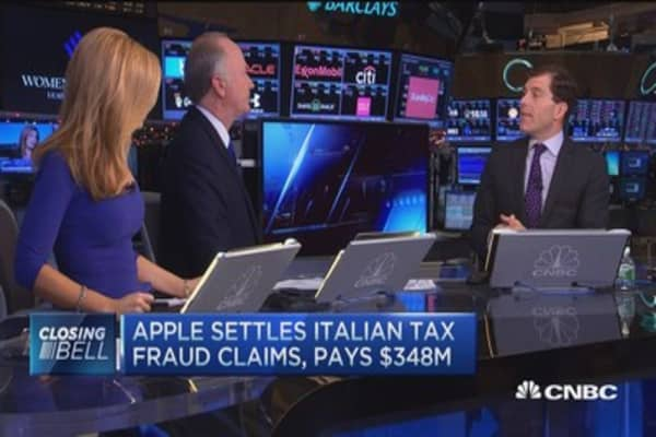 Is Apple taking advantage of US tax loopholes?