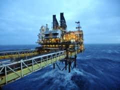 Oil off-shore platform