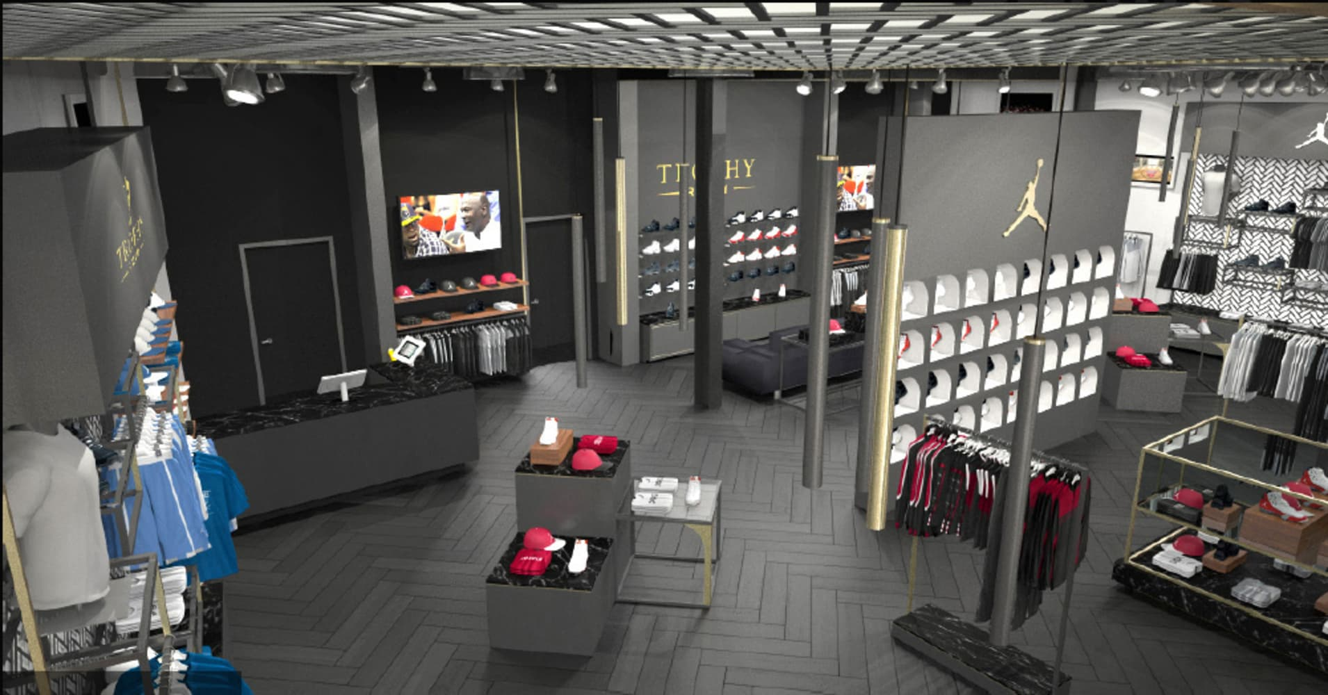 Michael Jordan S Son Aims High With New Retail Line