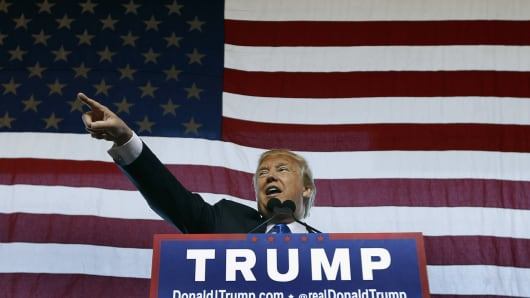 China is urging objectivity as Donald Trump becomes the GOP's presumptive presidential nominee.
