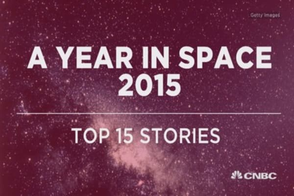 A Year In Space: Top 15 Stories of 2015