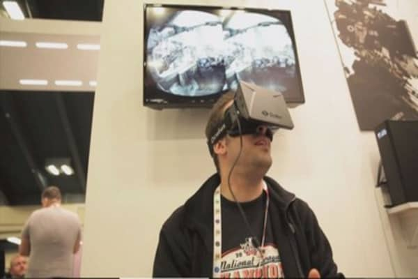 Oculus Rift on sale with mystery price tag