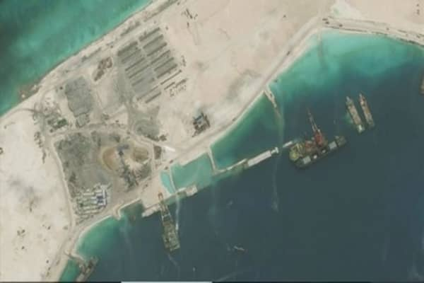 South China Sea tensions escalate