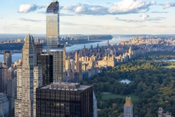 NYC real estate hits new record highs