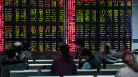 US Stocks Tumble Again After More Chinese Turmoil