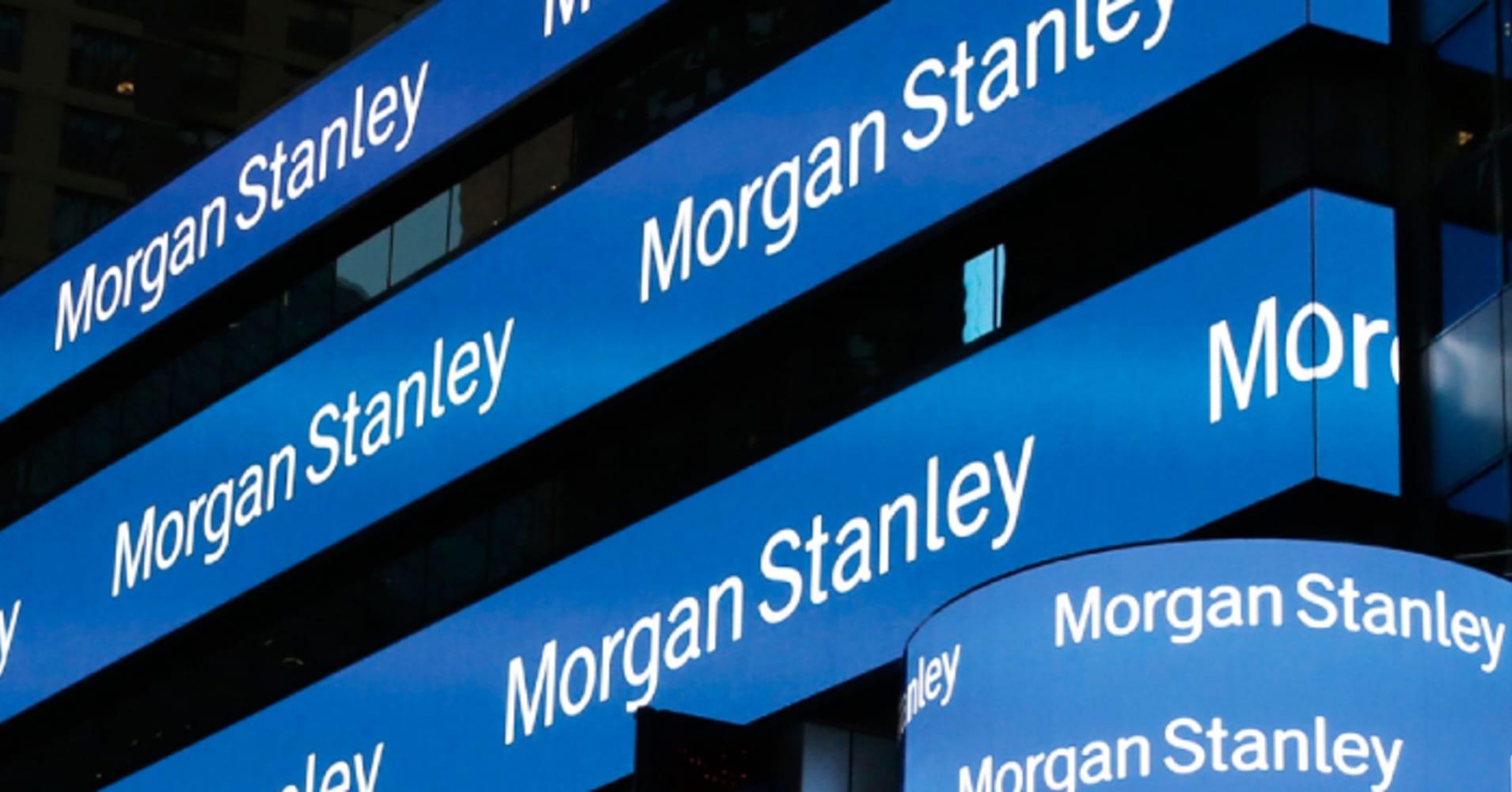 Morgan Stanley Accused In Lawsuit Of Mismanaging Its 401 K