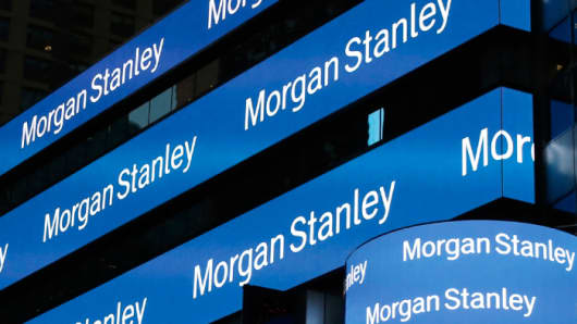 Morgan Stanley HQ