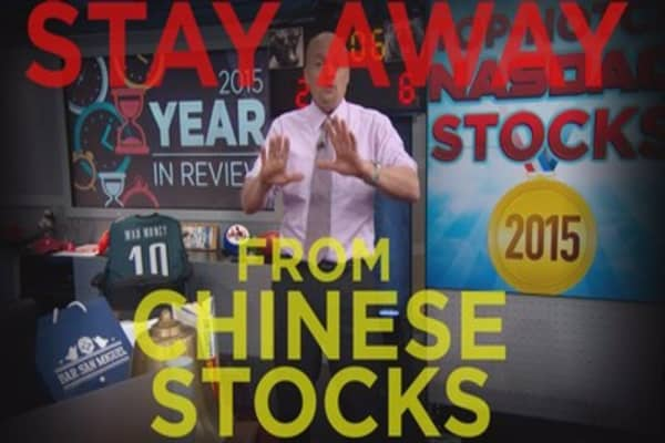 Cramer Remix: Is North Korea a reason to sell?