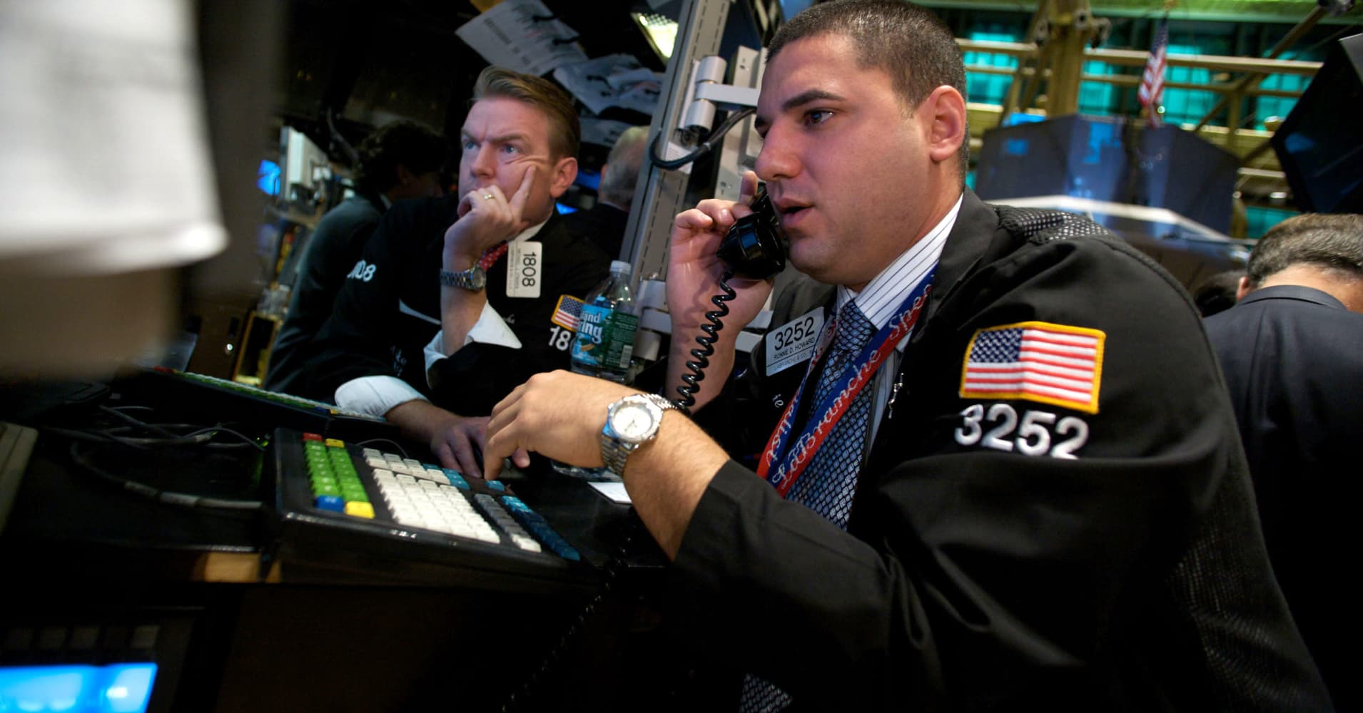 Sell stocks as another correction is coming, strategist warns