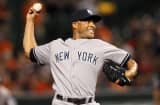 Former New York Yankee closer Mariano Rivera.