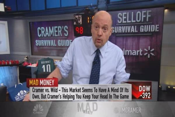 Cramer's market anxiety survival guide