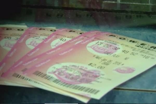 Powerball jackpot hits a record-setting $700M