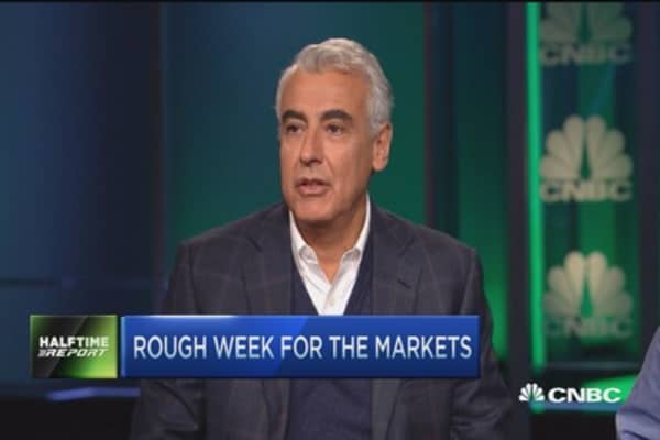I don't think we're going into recession: Marc Lasry