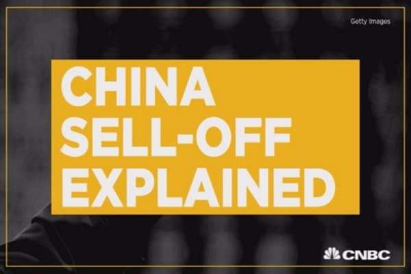 China's week of global market turmoil: key takeaways