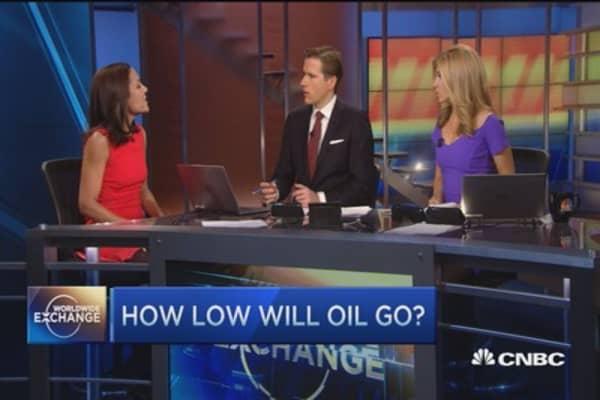 Oil hits global headwinds: Expert