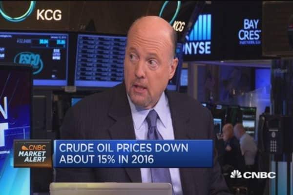 Cramer: This is Saudi Arabia's game plan